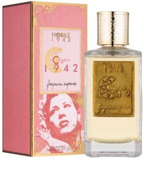 Nobile 1942 Chypre 1942 woda perfumowana dla kobiet 75 ml