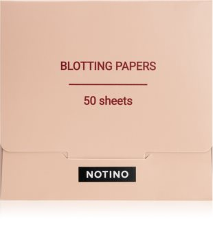 Notino Glamour Collection Blotting Papers matující papírky