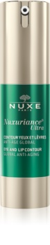 Nuxe Nuxuriance Ultra Rejuvenating Cream Eye and Lip Contour To Treat Wrinkles, Swelling And Dark Circles