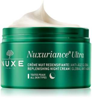 Nuxe Nuxuriance Ultra Voedende en Verjongende Nachtcrème  voor Alle Huidtypen