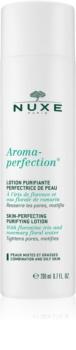 Nuxe Aroma-Perfection pleťová voda pre zmiešanú a mastnú pleť