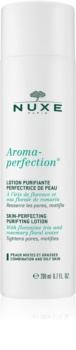 Nuxe Aroma-Perfection tónico facial para pele oleosa e mista