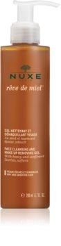 Nuxe Rêve de Miel čistilni gel za občutljivo in suho kožo