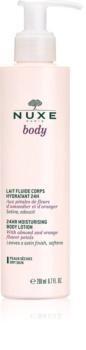 Nuxe Body lotiune hidratanta pentru piele uscata