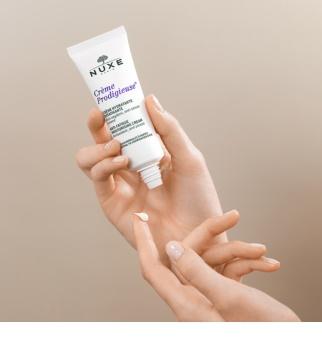 Nuxe Crème Prodigieuse hidratantna krema za normalnu i mješovitu kožu lica