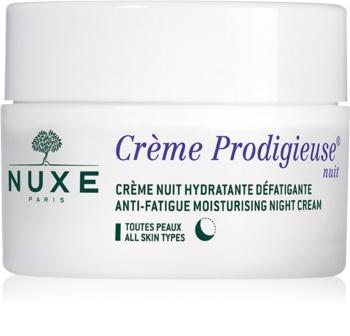 Nuxe Crème Prodigieuse crema de noche hidratante para todo tipo de pieles