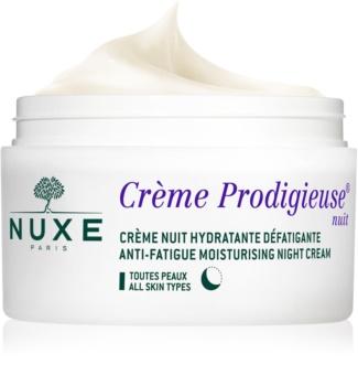 Nuxe Crème Prodigieuse nawilżający krem na noc do wszystkich rodzajów skóry