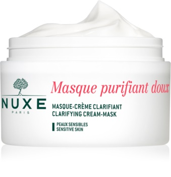 Nuxe Cleansers and Make-up Removers masque purifiant peaux sensibles