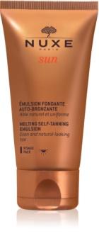 Nuxe Sun Self Tan Emulsion For Face