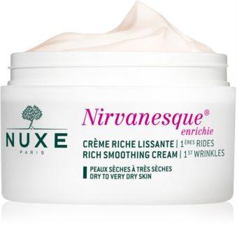 Nuxe Nirvanesque krema za zaglađivanje za suhu i vrlo suhu kožu lica
