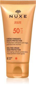 Nuxe Sun opalovací krém na obličej SPF 50