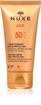 Nuxe Sun opaľovací krém na tvár SPF 50