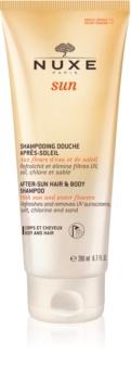Nuxe Sun šampón po opaľovaní na telo a vlasy