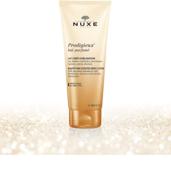 Nuxe Prodigieux tělové mléko pro ženy 200 ml