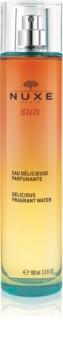 Nuxe Sun eau rafraîchissante pour femme 100 ml