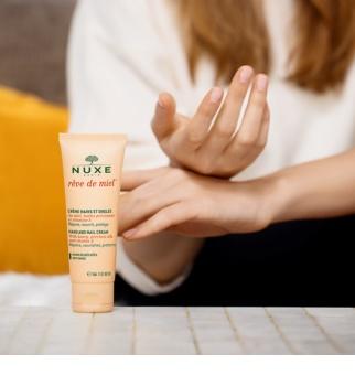 Nuxe Rêve de Miel krema za roke in nohte za suho kožo