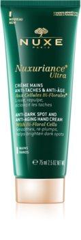 Nuxe Nuxuriance Ultra crema de manos antiedad y antimanchas de pigmentación