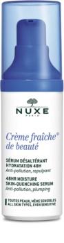 Nuxe Crème Fraîche de Beauté beruhigendes und hydratisierendes Serum