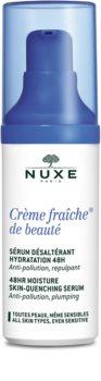Nuxe Crème Fraîche de Beauté upokojujúce a hydratačné sérum