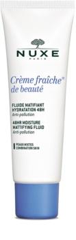 Nuxe Crème Fraîche de Beauté Mattierende Feuchtigkeitscreme für Mischhaut