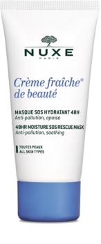 Nuxe Crème Fraîche de Beauté masque hydratant