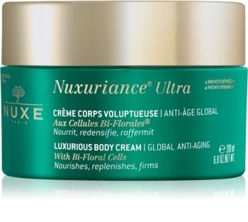 Nuxe Nuxuriance Ultra luksusowy krem do ciała przeciw oznakom starzenia