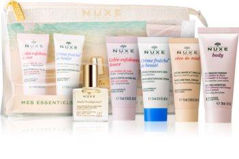Nuxe My Beauty Essentials Travel-set I. (voor Gezicht en Lichaam ) voor Vrouwen