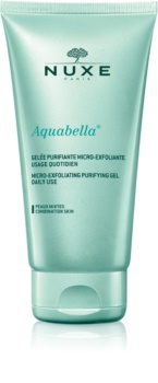 Nuxe Aquabella mikro-eksfolijacijski gel za čišćenje za svakodnevnu uporabu