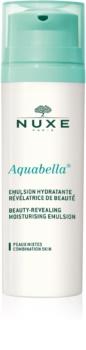 Nuxe Aquabella emulsão hidratante embelezadora para pele mista