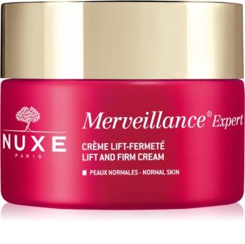 Nuxe Merveillance Expert creme reafirmante de dia com efeito lifting para pele normal
