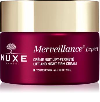 Nuxe Merveillance Expert Night Firming Cream with Lifting Effect