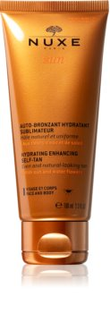 Nuxe Sun Self Tanning Body and Face Lotion with Moisturizing Effect