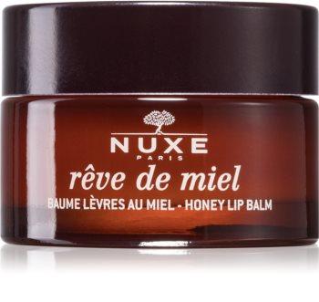 Nuxe Rêve de Miel ultra hranilni balzam za ustnice z medom