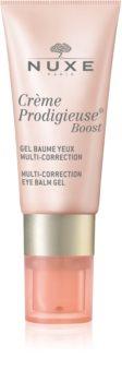 Nuxe Crème Prodigieuse Boost multi korektivni gel balzam za okoloočno područje