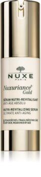 Nuxe Nuxuriance Gold revitalizacijski serum za obraz z hranilnim učinkom