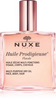 Nuxe Huile Prodigieuse Florale multifunkční suchý olej na obličej, tělo a vlasy