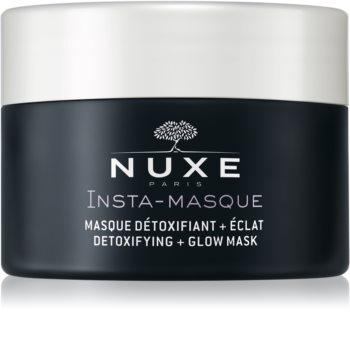 Nuxe Insta-Masque méregtelenítő arcmaszk az azonnali élénkítésért