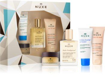 Nuxe Huile Prodigieuse kozmetični set II. (z hranilnim učinkom) za ženske