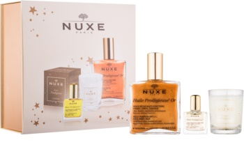Nuxe Huile Prodigieuse OR zestaw kosmetyków I.