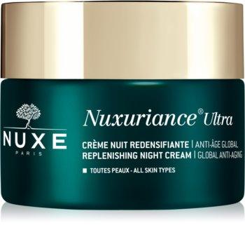 Nuxe Nuxuriance Ultra noćna krema za popunjavanje