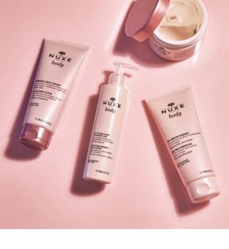 Nuxe Body крем-пілінг для душу для всіх типів шкіри