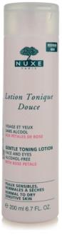 Nuxe Cleansers and Make-up Removers очищуючий тонік для нормальної та сухої шкіри