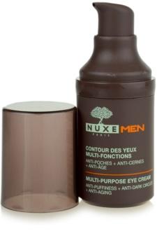Nuxe Men očný protivráskový krém proti opuchom a tmavým kruhom