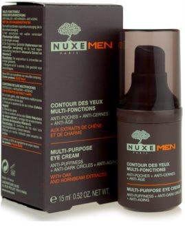 Nuxe Men ránctalanító szemkrém a duzzanatokra és a sötét karikákra