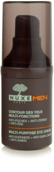 Nuxe Men Multi - Purpose Eye Cream To Treat Swelling And Dark Circles