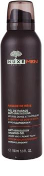 Nuxe Men gel za brijanje protiv iritacije i svrbeži kože