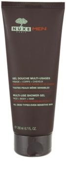 Nuxe Men gel za prhanje za vse tipe kože