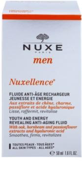 Nuxe Men Nuxellence energizující fluid proti stárnutí pleti