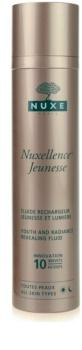 Nuxe Nuxellence rozjasňující fluid pro všechny typy pleti
