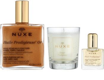 Nuxe Huile Prodigieuse OR Kosmetik-Set  I.